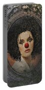 The Tearful Clown Portable Battery Charger