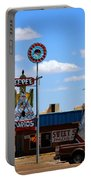 The Tee-pee Curios On Route 66 Nm Portable Battery Charger