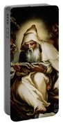 The Temptation Of Saint Anthony Portable Battery Charger