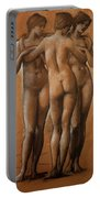 The Three Graces Portable Battery Charger