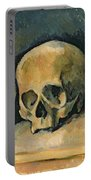 The Three Skulls Portable Battery Charger