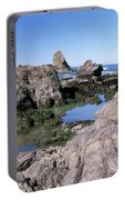The Tidepools Of Bear Harbor Portable Battery Charger