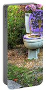 The Toilet Garden Portable Battery Charger