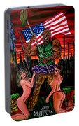The Toxic Avenger Portable Battery Charger