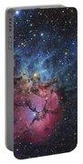 The Trifid Nebula Portable Battery Charger