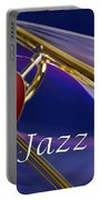The Trombone Jazz 001 Portable Battery Charger