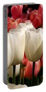 The Tulip Bloom Portable Battery Charger