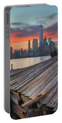 The Twisted Pier Panorama Portable Battery Charger