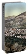 The Vale Of Nablus Portable Battery Charger