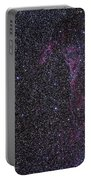 The Veil Nebula Portable Battery Charger