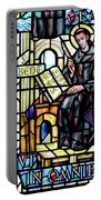The Venerable Bede Portable Battery Charger