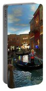The Venetian Portable Battery Charger