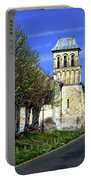 The Village Of Le Thoureil Portable Battery Charger