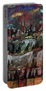 The Village On A Hill Portable Battery Charger