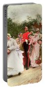 The Village Wedding Portable Battery Charger