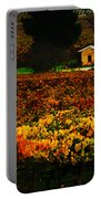 The Vines During Autumn Portable Battery Charger
