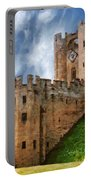 The Warwick Castle Portable Battery Charger