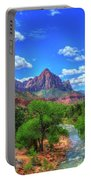 The Watchman Portable Battery Charger