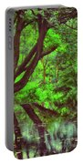 The Water Margins - Nutclough Woods Portable Battery Charger