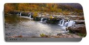 The Waterfalls Portable Battery Charger