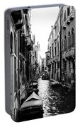 The Waterways Of Venice Portable Battery Charger