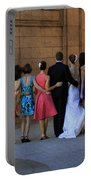 The Wedding Party Detail Portable Battery Charger