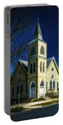 The Wenonah United Methodist Church Portable Battery Charger