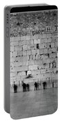 The Western Wall, Jerusalem 2 Portable Battery Charger by Perry Rodriguez