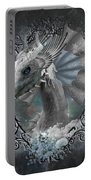 The White Dragon Portable Battery Charger