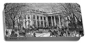The White House, 1877 Portable Battery Charger