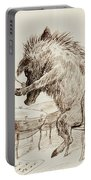 The Wild Boar Portable Battery Charger