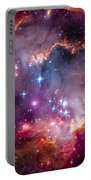 The Wing Of The Small Magellanic Cloud Portable Battery Charger