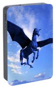 The Winged Horse Portable Battery Charger