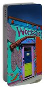 The Workshop-vertical Portable Battery Charger