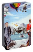 The World Of James Bond 007 Portable Battery Charger