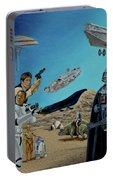 The World Of Star Wars Portable Battery Charger