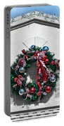 The Wreath Portable Battery Charger