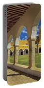 The Yellow City Of Izamal, Mexico Portable Battery Charger