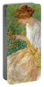 The Yellow Flower 1908 Portable Battery Charger