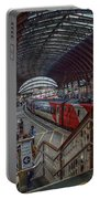 The York Train Station Portable Battery Charger