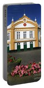 Theatre In Ribeira Grande, Azores Portable Battery Charger