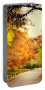 Then Autumn Arrives 06 Portable Battery Charger