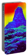 Thermal Face Of Hawaii Portable Battery Charger