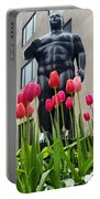 These Tulips Are For You Portable Battery Charger