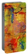 Thick Film Birefringence Portable Battery Charger by Regina Valluzzi