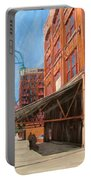Third Ward - Broadway Awning Portable Battery Charger