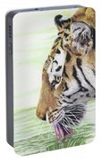 Thirsty Tiger Portable Battery Charger