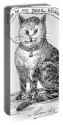 This Is My Book, Miau-u-u, 1859 Portable Battery Charger