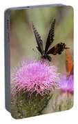 Thistle Pollinators - Large And Small Portable Battery Charger