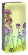 Thistles Under The Sun Portable Battery Charger